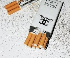 do they really??? crazeIn Style, Coco Chanel, Fashion, Inspiration, Heart, Chanel Cigarettes, Things, Glitter, Smoke Kill