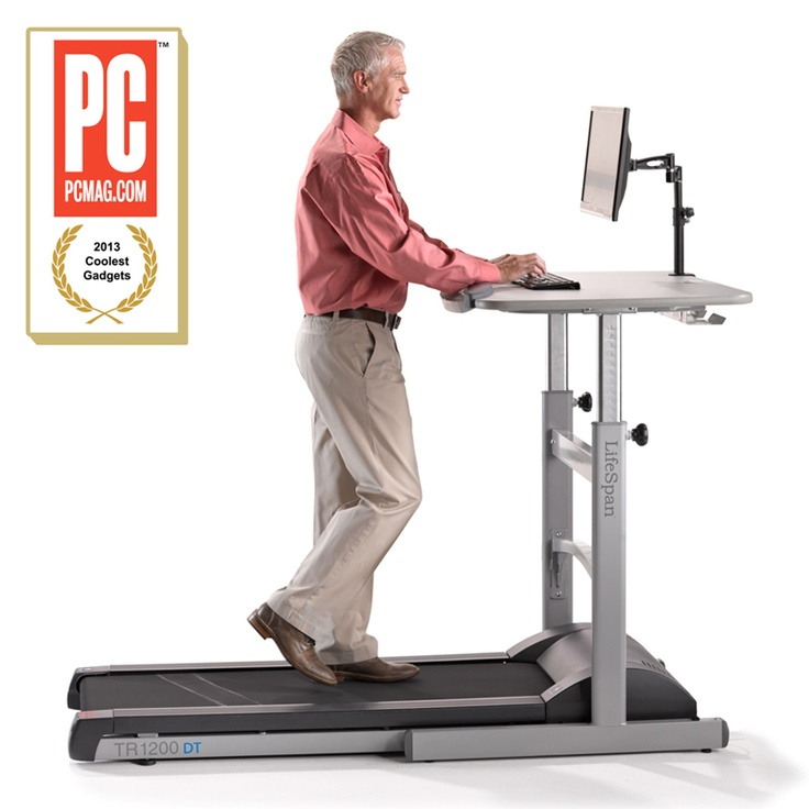 Lifespan Tr1200 Dt5 Treadmill Desk Top 10 Coolest Gadgets According
