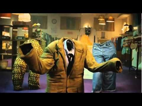 ▶ Cadbury's Dairy Milk Chocolate: Dancing Clothes Commercial - YouTube