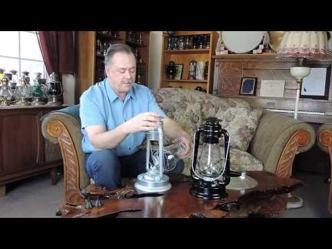 "W.T. Kirkman #2 ""Champion"" Cold Blast Lantern - W.T. Kirkman Oil and Electric Lanterns"