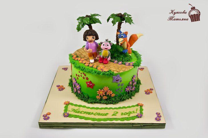 Картинки по запросу торт даша путешественница