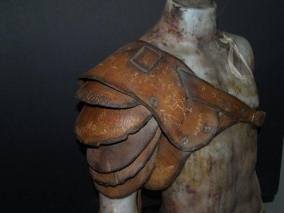 Spartacus Gladiator Pauldron on Etsy, $638.95