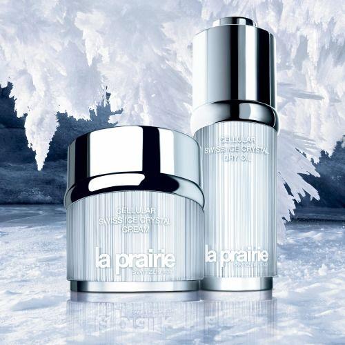Διαγωνισμός La Prairie: Κερδίστε την πιο exclusive περιποίηση προσώπου με την σειρά Cellular Swiss Ice Crystal