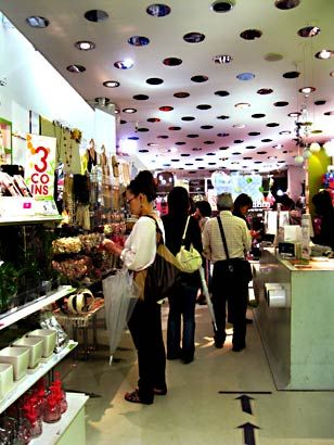 100-yen stores: Shopping on a budget in Japan - budget buys in Tokyo and Kyoto
