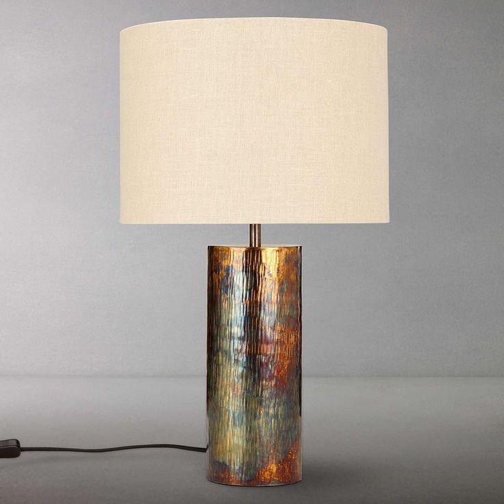 BuyJohn Lewis Ramani Iridescent Table Lamp, Multi Online at johnlewis.com