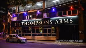 Image result for thompson's arms