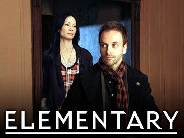 Elementary ~ One of the best Sherlocks in my not always humble opinion. ;)