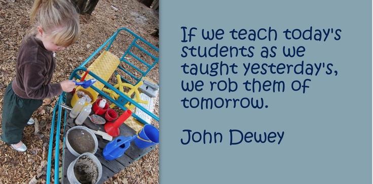 john dewey and early childhood education essay Essays - largest database of quality sample essays and research papers on john dewey and education john dewey and early childhood education.