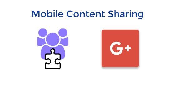 NEW: Joocial Composer App - Mobile sharing for #Google+