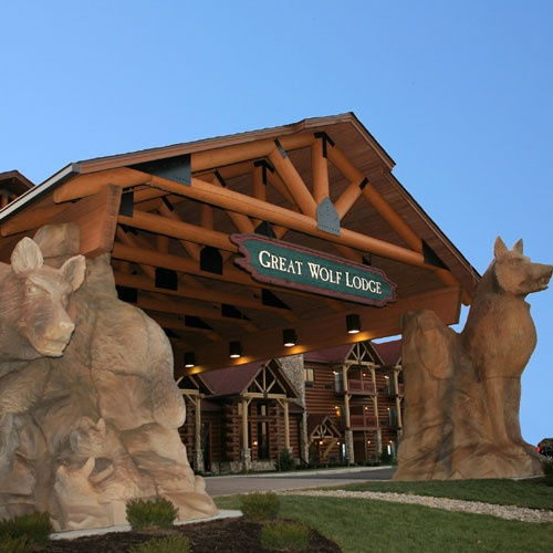 great wolf lodge in Washington