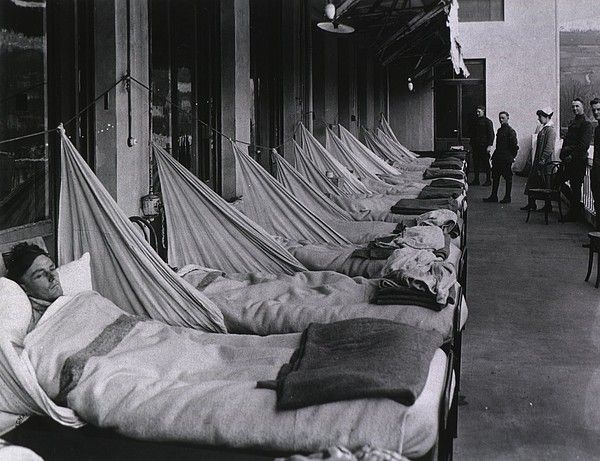 the causes and effects of an epidemic of influenza in 1918 Learn about the 1918 flu pandemic in 1918, a flu virus spread around the world another major cause of death during the pandemic was secondary bacterial.