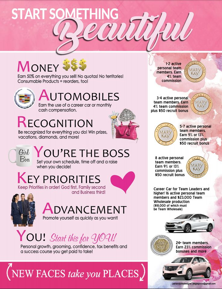 Contact me today! 708-794-8585 www.MaryKay.com/ybenson