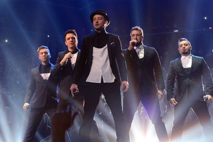 MTV Mobile News: Justin Timberlake Caps VMA Medley With 'NSYNC Reunion