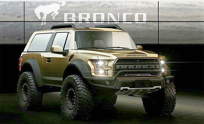 2020 Ford Bronco Specs Bronco Ford Bronco Bronco
