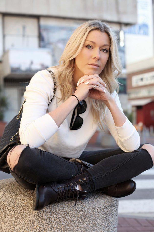 Sofie Johansson, photo shoot in Port Elizabeth. Photo by Tegan Smith. Street style