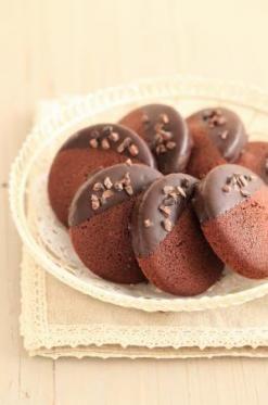 「チョコフィナンシェ」SweetRibbon | お菓子・パンのレシピや作り方【corecle*コレクル】