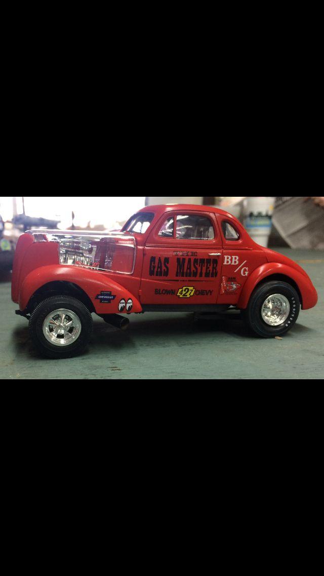 '37 Chevy model