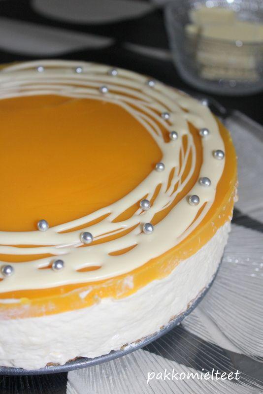 Mangojuustokakku / Pakkomielteitä