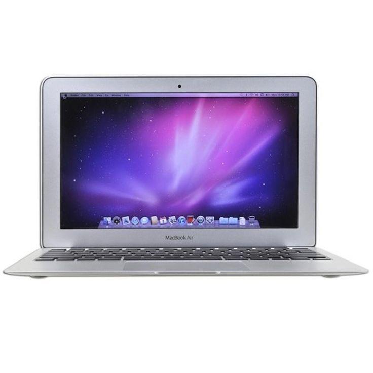 Apple MacBook Air Core 2 Duo SU9400 Dual-Core 1.4GHz 2GB 64GB SSD GeForce 320M 11.6 Notebook w-Webcam (Late 2010)