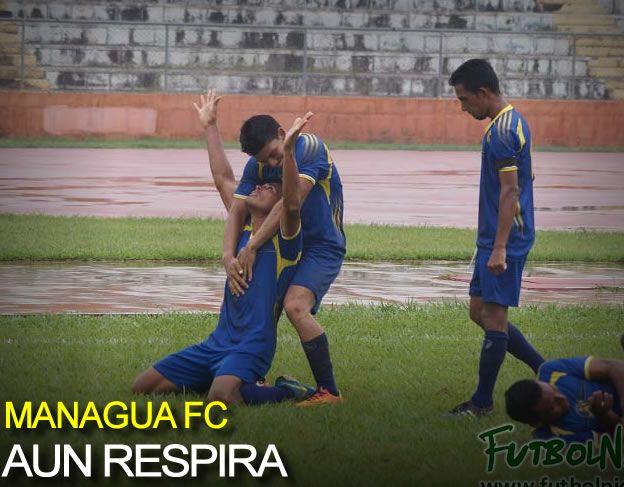 Managua FC Respira