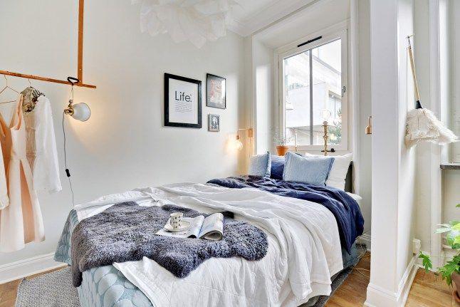 Amenajare scandinavă într-un apartament de 52 m² | Jurnal de design interior