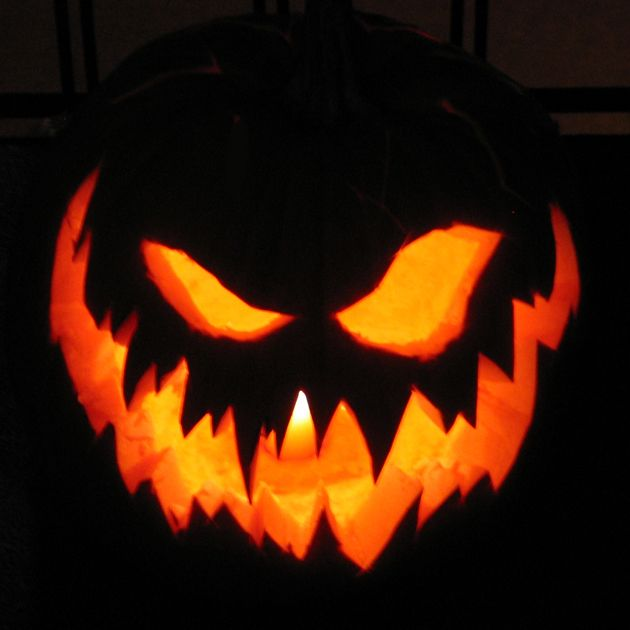 Claud the Jack-o'-lantern by Sodano.deviantart.com on @deviantART