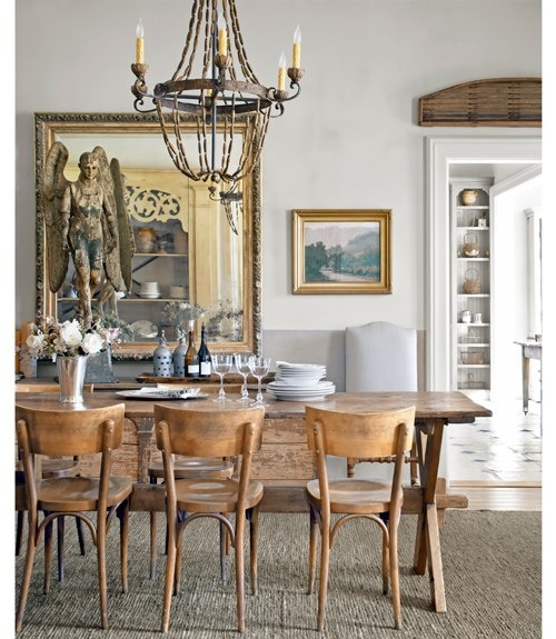 Kitchen Dining Designs Inspiration And Ideas: 156 Best Dining Room Inspiration Images On Pinterest
