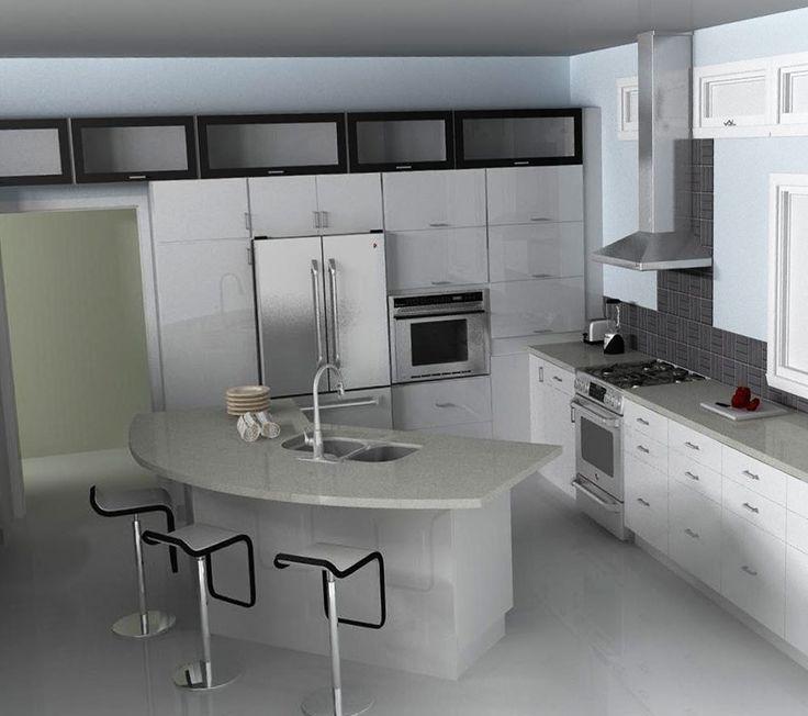 Mejores 15 imágenes de Ikea Kitchen en Pinterest | Cocina ikea ...