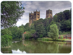 Durham University in England. I'm jealous Matt lived here for five years!