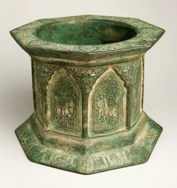 Bronze mortar - Khorassan.