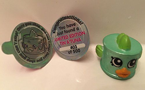 Tin'A'Tuna limited Edition #Shopkins!