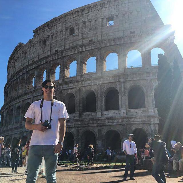 Ciao Roma ✌