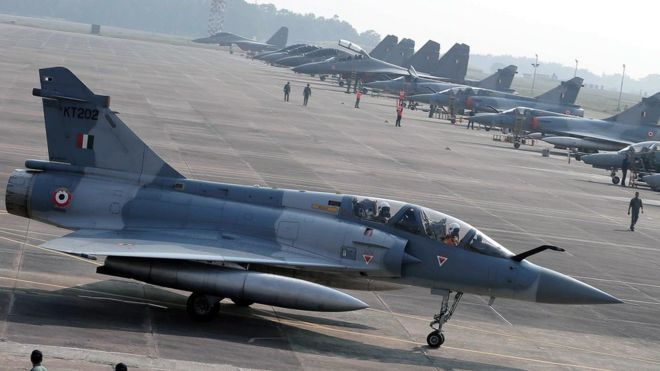 Jet Downing Raises India Pakistan Tension Pakistan Indian Air