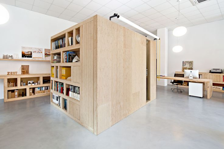 A magic box that creates many spaces, by Zest Architecture