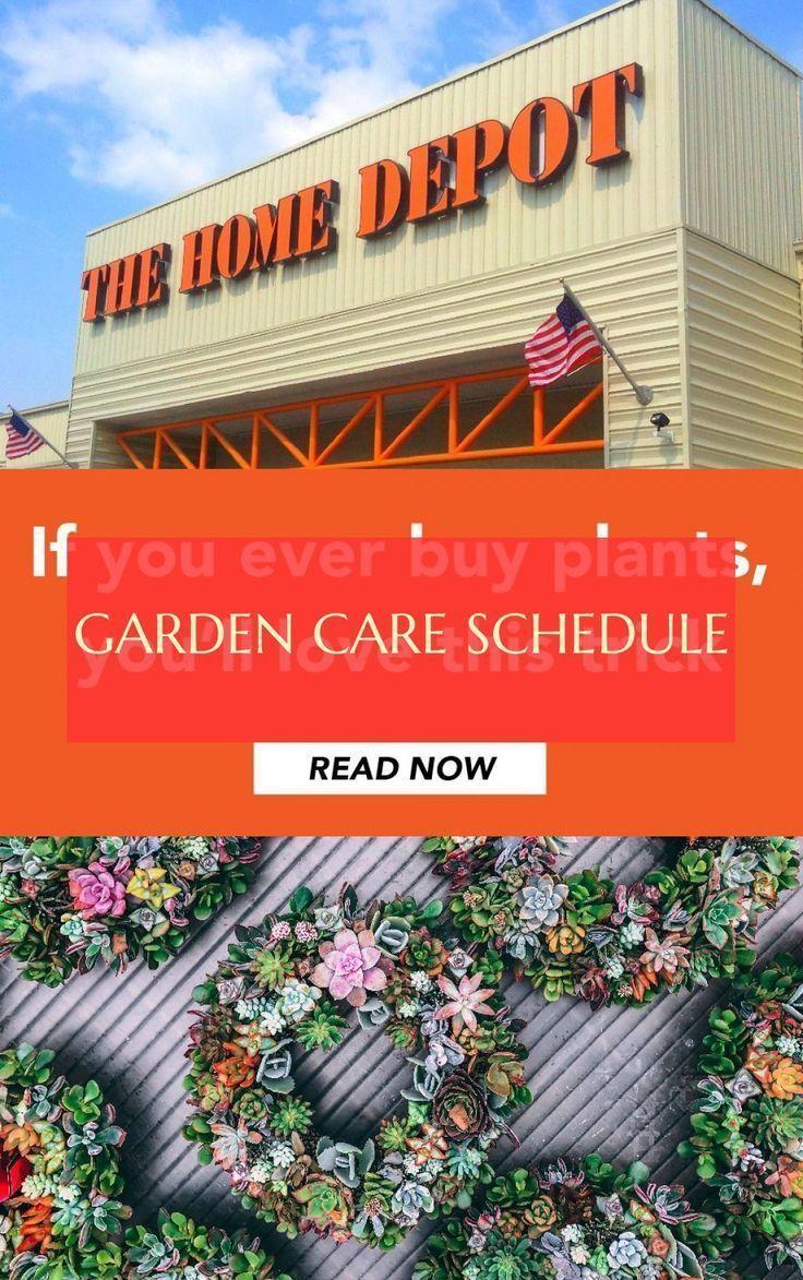 Garden Care Schedule Garden Garden Care Schedule Garden Garden Care Schedule Garden Gardencare Garden Care Schedule In 2020 Garden Care Garden Design Garden Types
