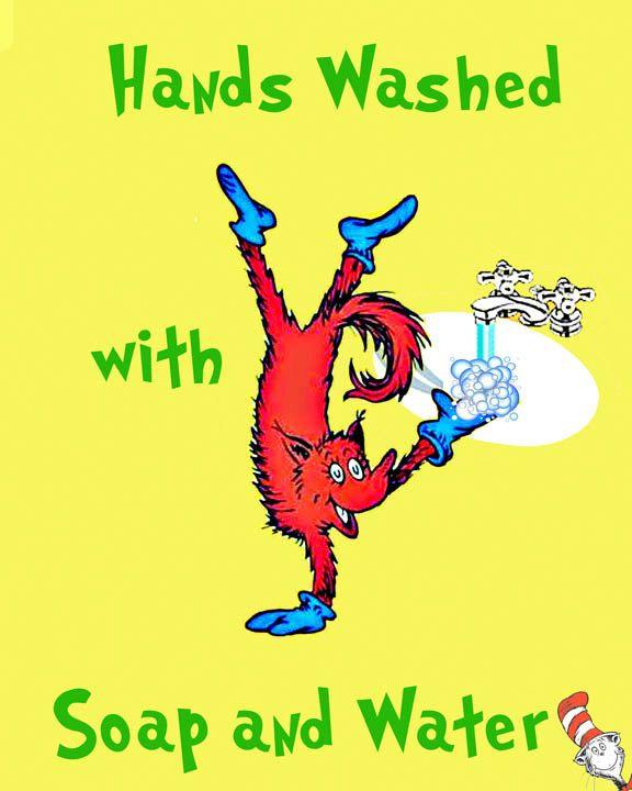 20 Best Images About Kids Dr Seuss Bathroom On Pinterest