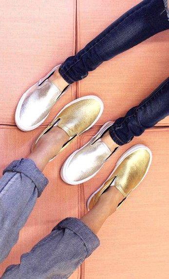 Egal ob Nike, Adidas oder Vans: Das sind die Sneaker-Trends 2015!