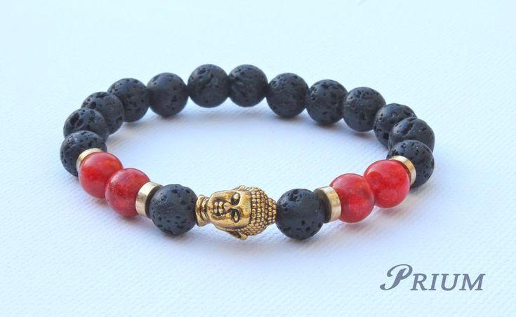 Sabías que... Se dice que llevar un Buda: atrae dinero, buena suerte y prosperidad. Aporta armonía y felicidad.