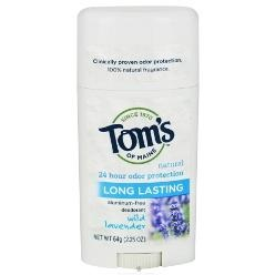 Buy a deodorant that is ALUMINUM FREE.  Anti-antiperspirants have been linked to breast cancer and Alzheimers because of their aluminum content and they block the pours ability to release toxins.  Dab on hydrogen peroxide first to kill bacteria before putting on natural deodorant to make it work better and smelling nice all day.