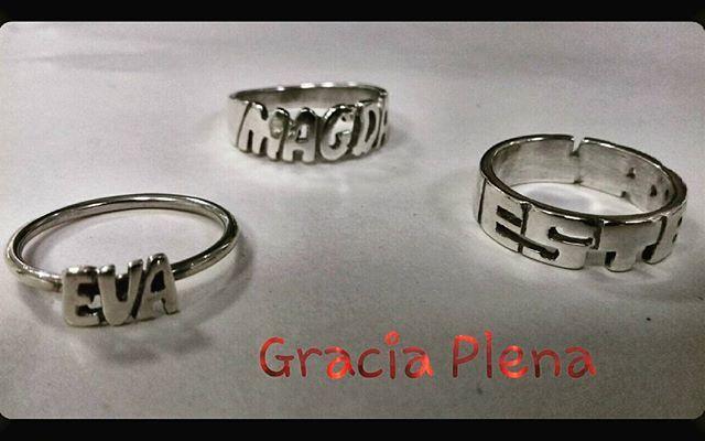 🎁ReGaLa🎁RegalaTE🎁 📣Aprovecha el descuento🎆  #anillos #iniciales #rebajas #chauagosto #plateria #joyas #tunombre #regalo #descuentos #plata #pendientes #earrings #insta #instagram #instabcn #igers #joyas #rings #pulseras #collares #plata925 #ofertas #rebajas #regalos #joyeria…
