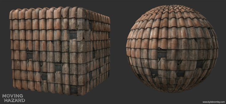 ArtStation - Moving Hazard - Textures and Materials, Kyle Bromley
