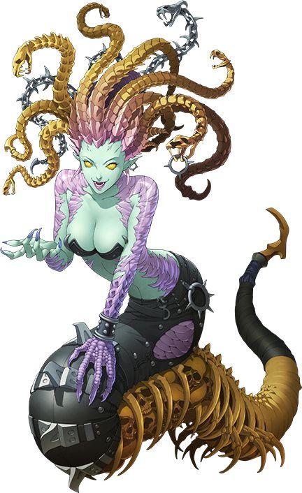 Medusa (Shin Megami Tensei IV Final)