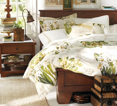 Sumatra II Bed | Pottery Barn: Bedrooms Sets,  Comforter, Duvet Covers, Master Bedrooms, New Bedrooms, Beds Frames, Bedrooms Furniture, Bedrooms Ideas, Pottery Barns