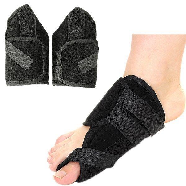 2 PCS Big Toe Bunion Splint Foot Pain Relief Straightener Corrector