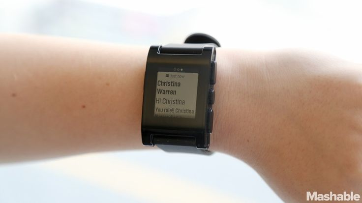 The Pebble smartwatch is getting an app store.