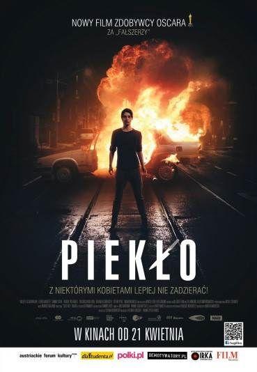 Piekło (2017) - W kinach od 21 kwietnia, plakat - Film PL