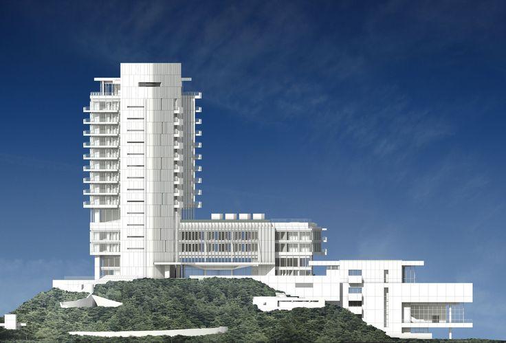 Gallery of Seamarq Hotel / Richard Meier & Partners - 17