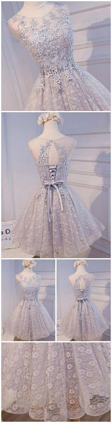 A-LINE HOMECOMING DRESS SHORT/MINI PROM DRSESS JUNIORS HOMECOMING DRESSES