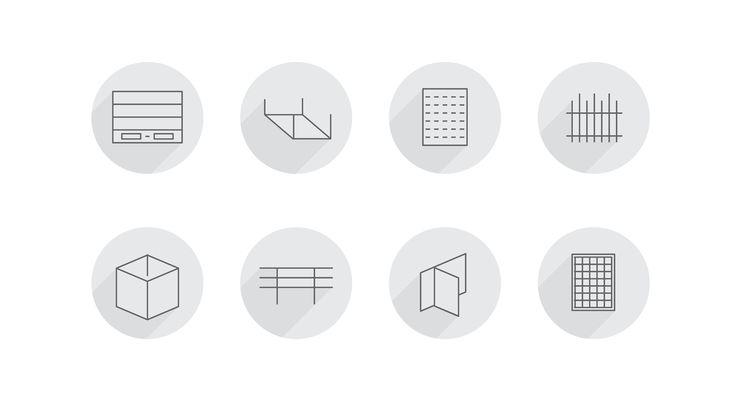 Barn Studio | TekHome | Icons