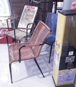 Sedie Vintage Filo Plastica